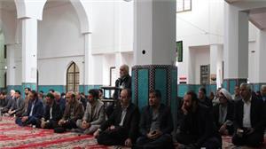 مراسم هفتمین روز شهادت سردار سپهبد سلیمانی و گرامیداشت جانباختگان حوادث اخیر