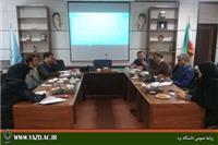 خبر-اولین نشست شورای سیاستگذاری رویداد کمند برگزار شد