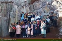خبر- تور قشم گردی ویژه دانشجویان غیر ایرانی دانشگاه یزد برگزار شد