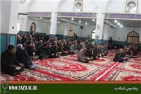 خبر-مراسم یادبود دکتر محمد حسین ابویی در مسجد دانشگاه یزد