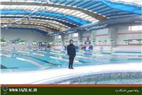خبر-افتخار آفرینی دانشجویان دانشگاه یزد در مسابقات ورزشی منطقه۶ کشور